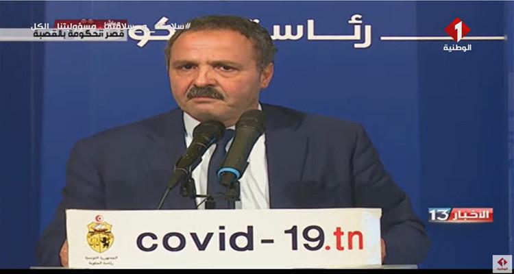عبد اللطيف المكي يبكي و يُحذّر التونسيين