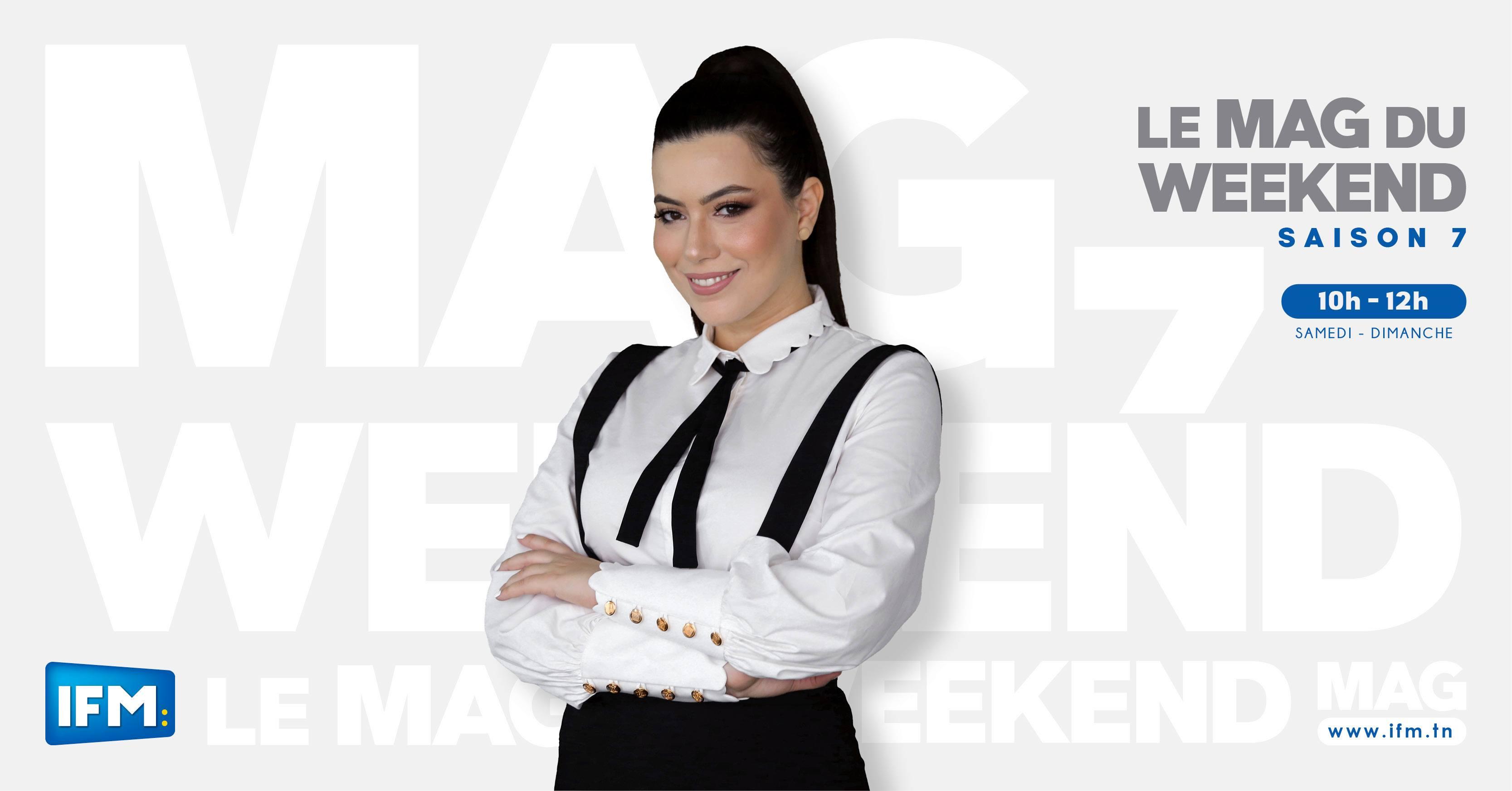 Mag du week-End le 17 01 2021 avec khawla Khalssi