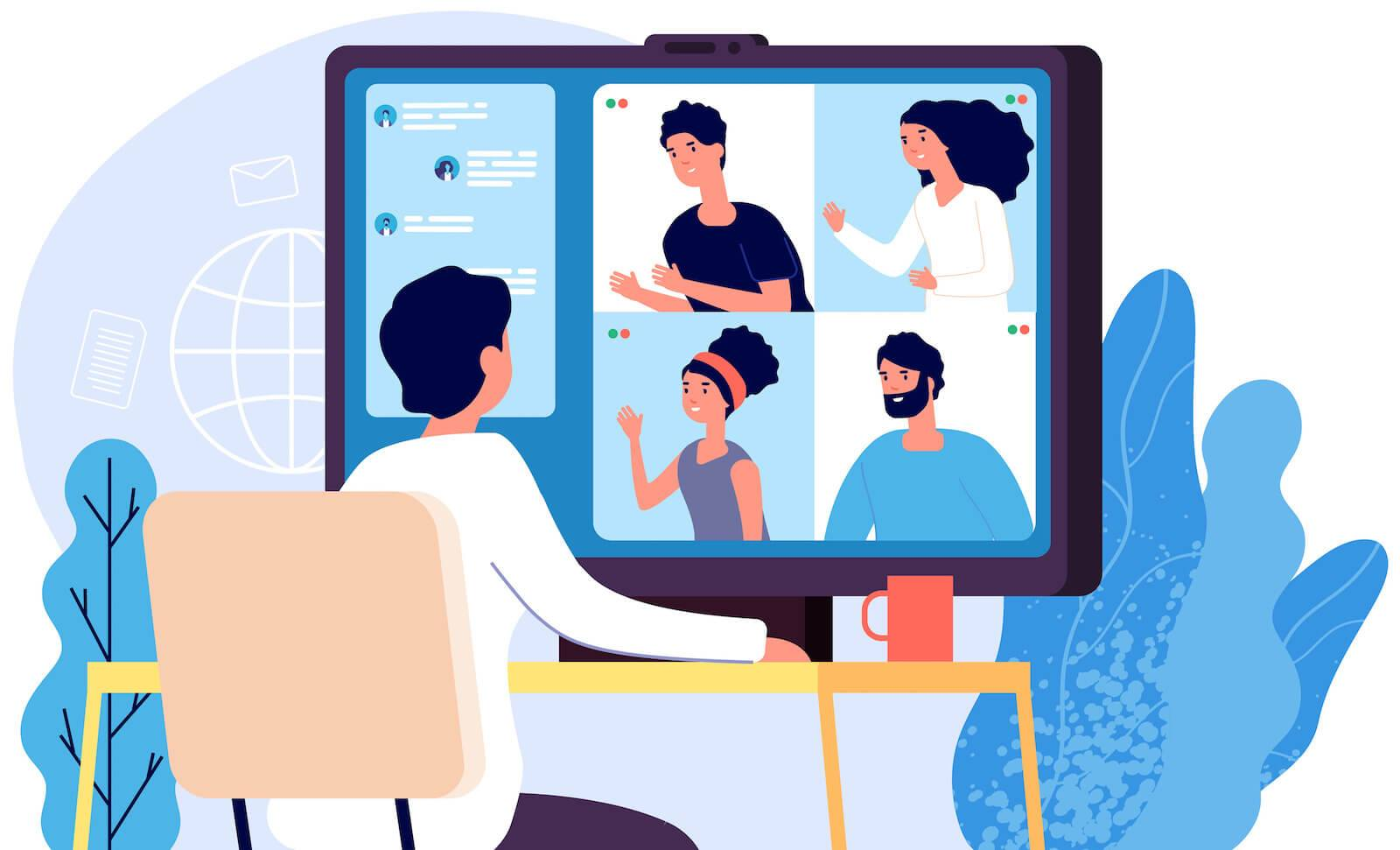 Le télétravail - Avantages et inconvénients IFM ORIGINALS