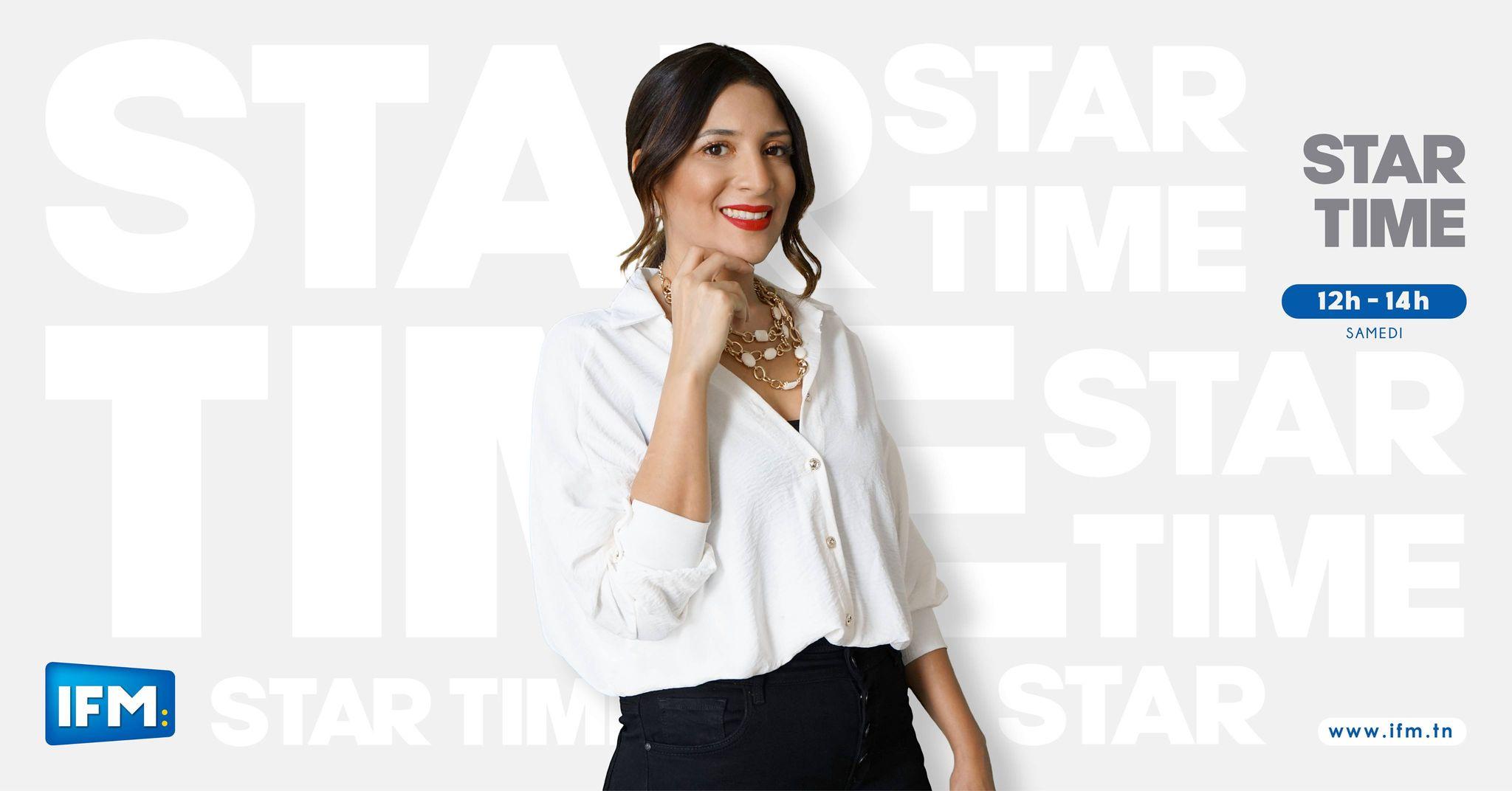 Star time STAR TIME du 29 MAI 2021