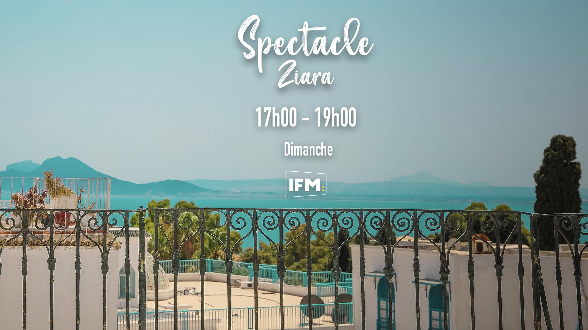 Spectacle Ziara