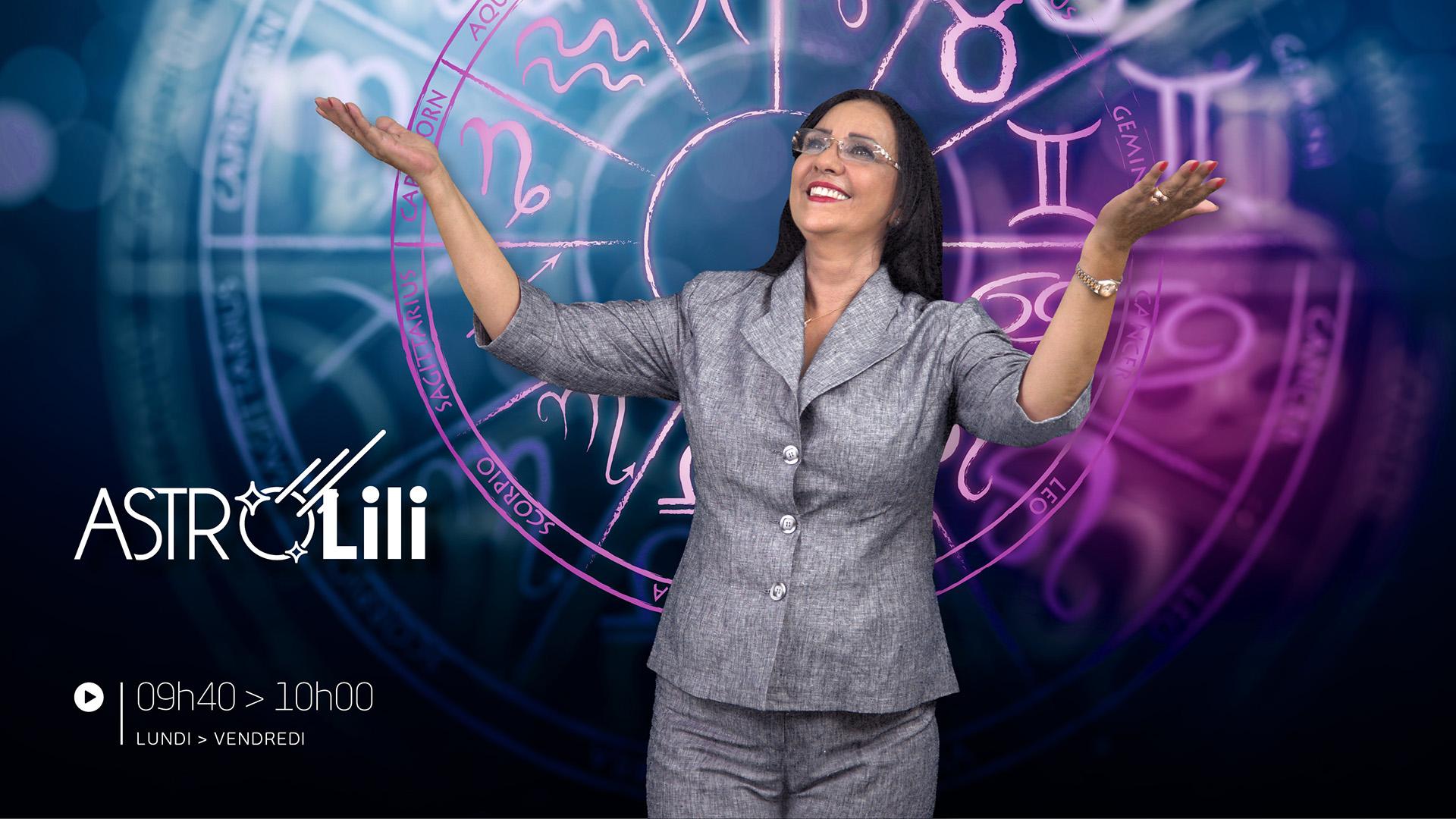 Astro Lili du Mercredi 03 juin 2020