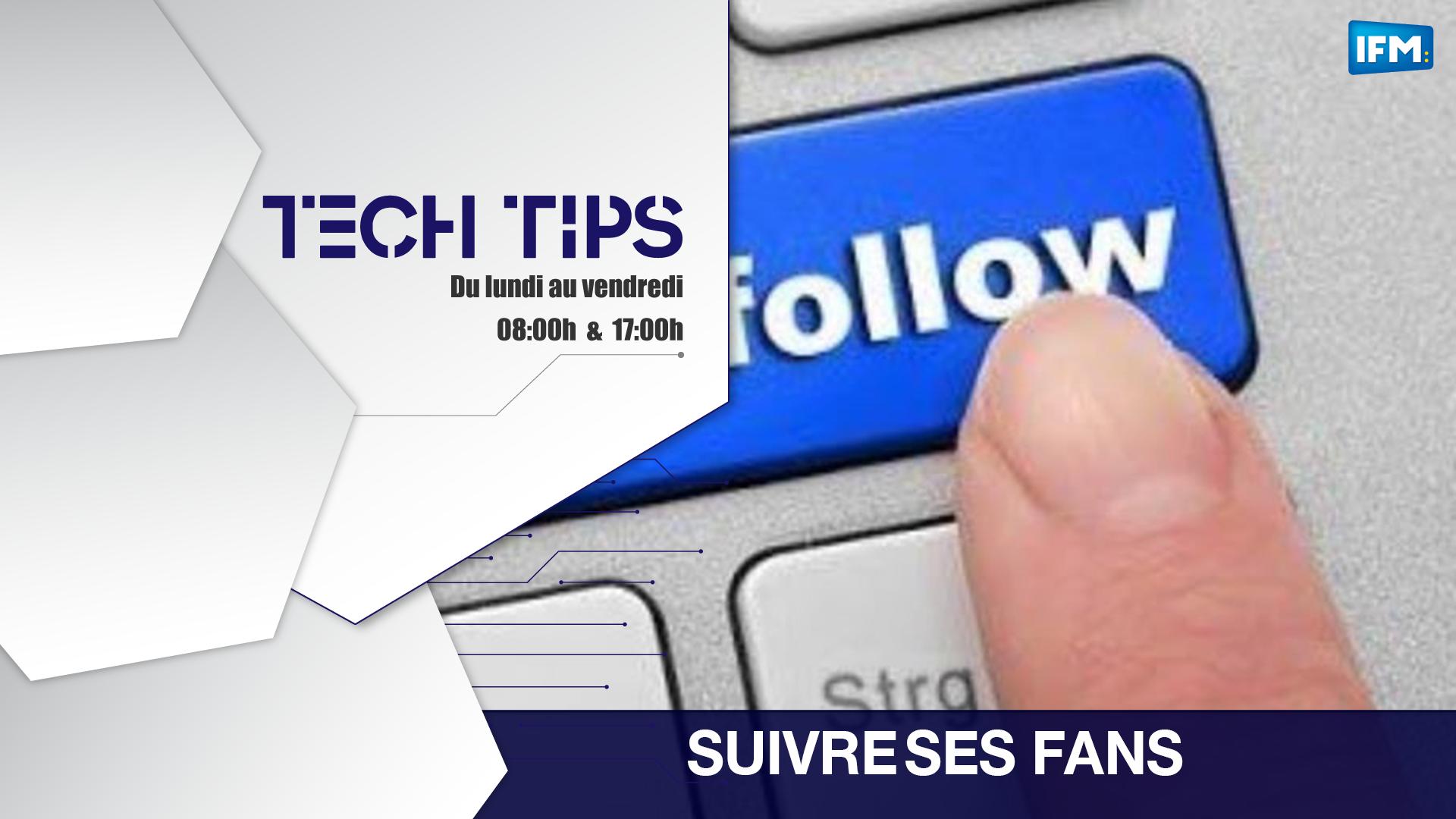 Tech Tips Tech tips : Follow Meter, pour savoir qui s'est désabonné sur Instagram