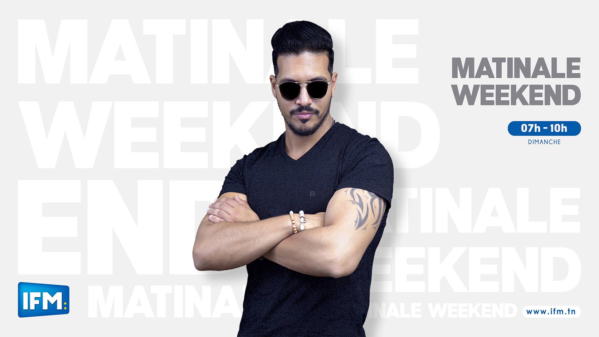 Matinale du Week End Matinale du Week End du 27 Décembre 2020