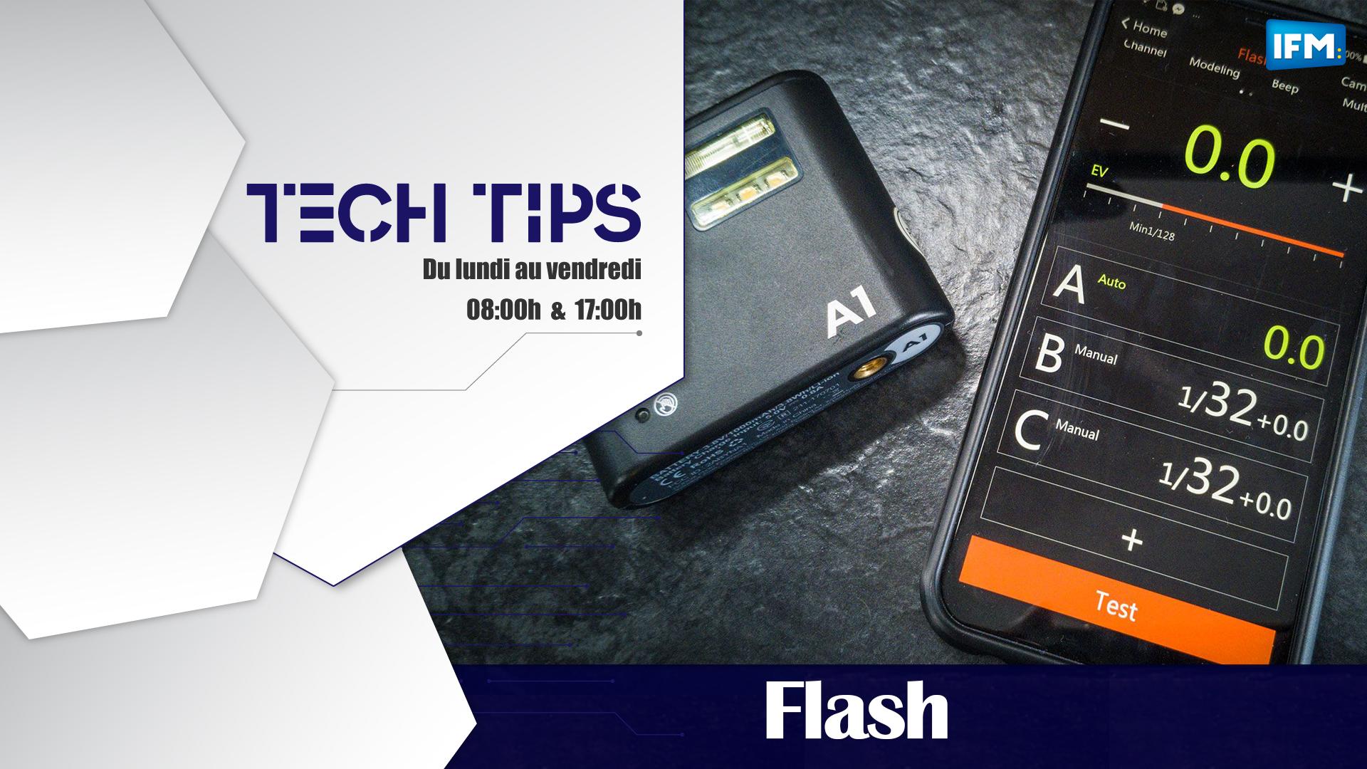 Tech Tips : Godox A1, flash déporté pour smartphone! Tech Tips
