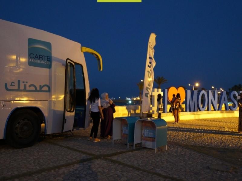 Roadshow Sahaty 2ème Edition : 12ème journée à Monastir