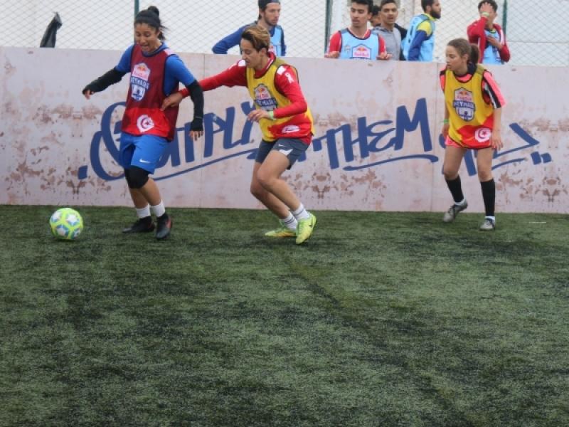 2ème édition du Red Bull Neymar Jr's Five: Journée du tournoi du 20/03 à Sousse