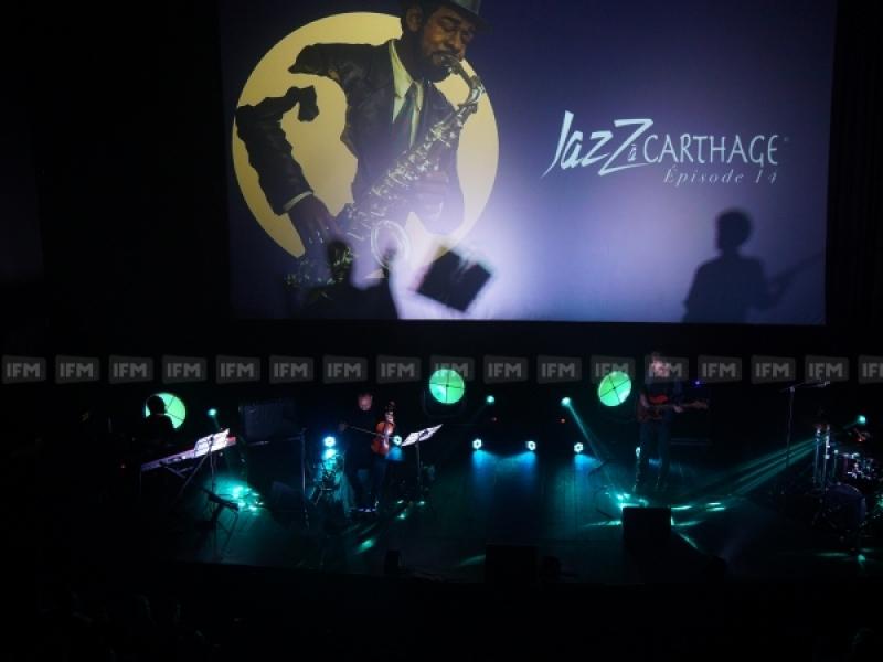 بنة الموزيكا مع Triology Project في Jazz à Carthage