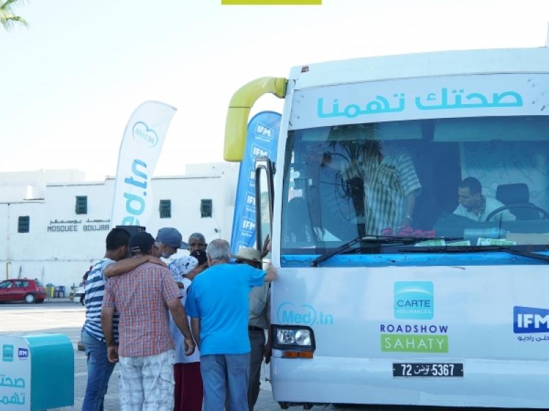 Roadshow Sahaty 2ème Edition : 10ème journée à Sousse