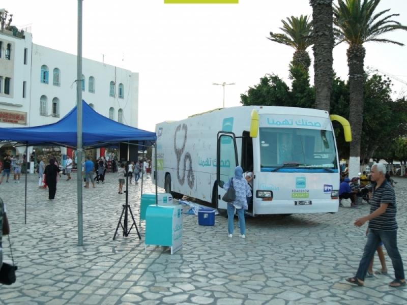 Roadshow Sahaty 2ème Edition : 9ème journée à Sousse