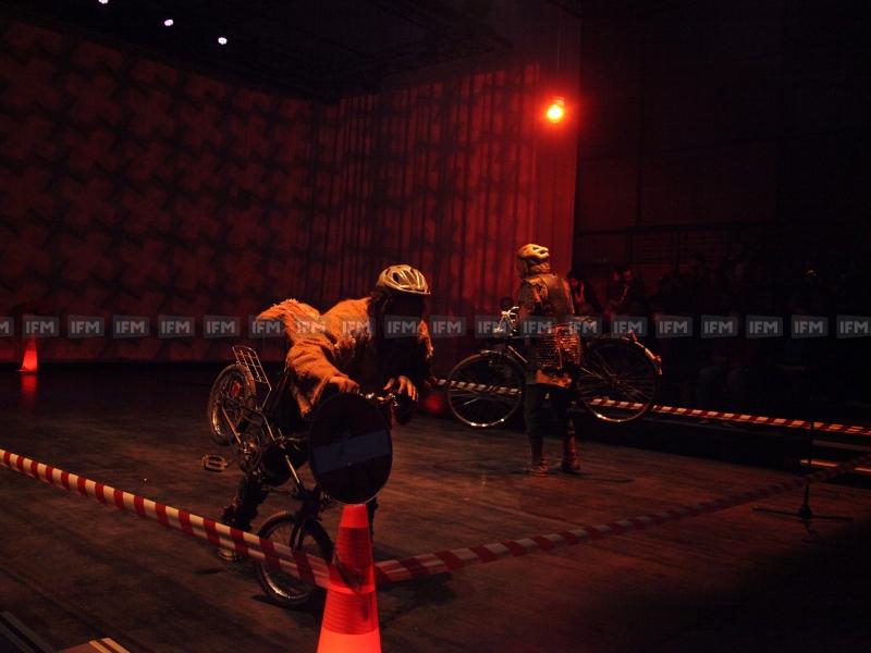 وصلنا للعروض قبل الاخيرة في أيام قرطاج المسرحية
