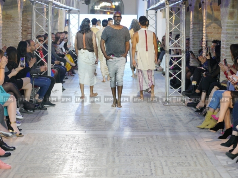 Défilé de mode l'Atelier by IFM