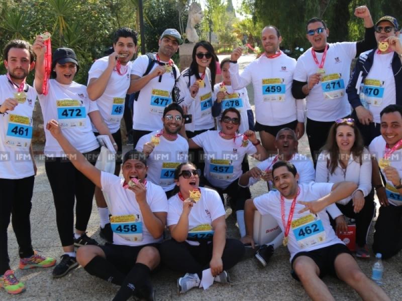 la 6eme Edition du Carthage Race Marathon 2020