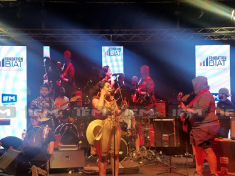 مهرجان الموسيقى بالكاف برعاية Biat Fondation