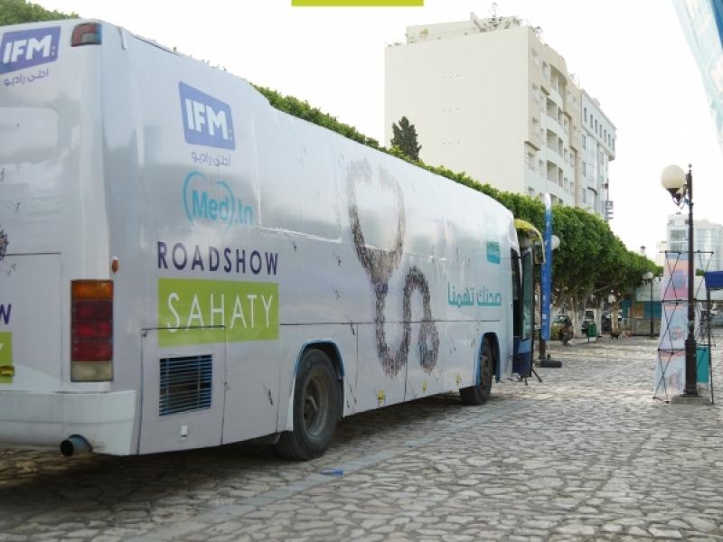 Roadshow Sahaty 2ème Edition : 8ème journée à Nabeul