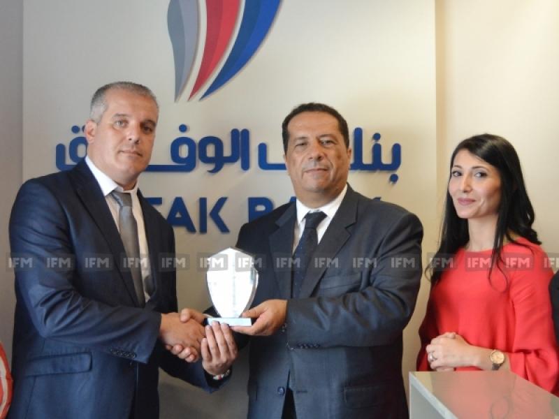 Ouverture de l'agence wifek Bank à Menzah 8