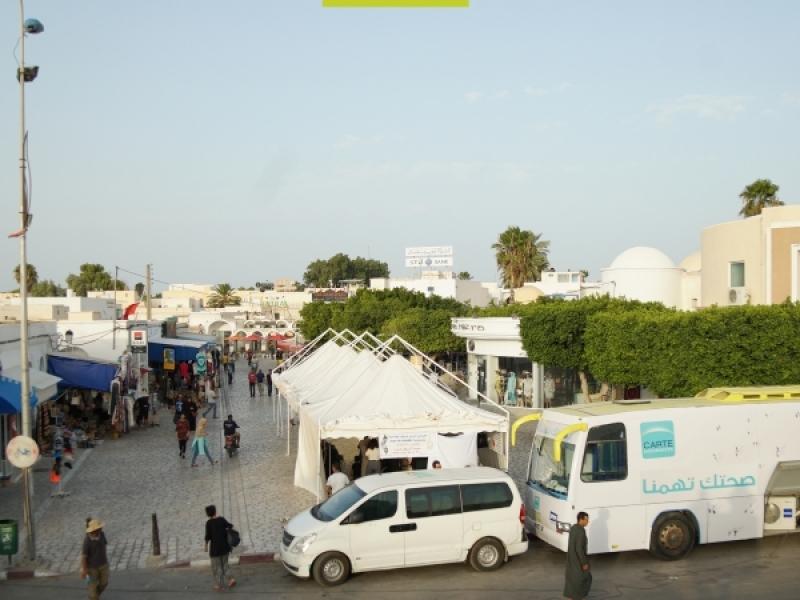Roadshow Sahaty 2ème Edition : 19ème journée à Djerba