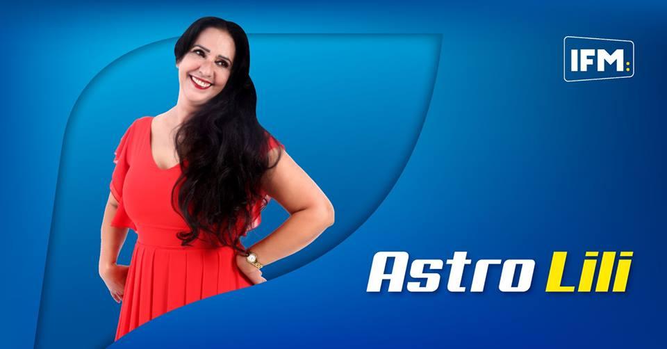 Astro lili 26 / 02/ 2020
