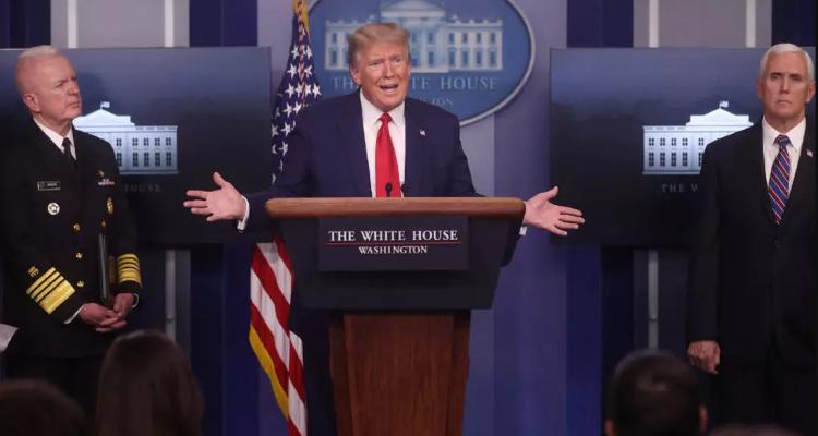 ترامب يعلن تعليق الهجرة إلى الولايات المتحدة الأمريكية