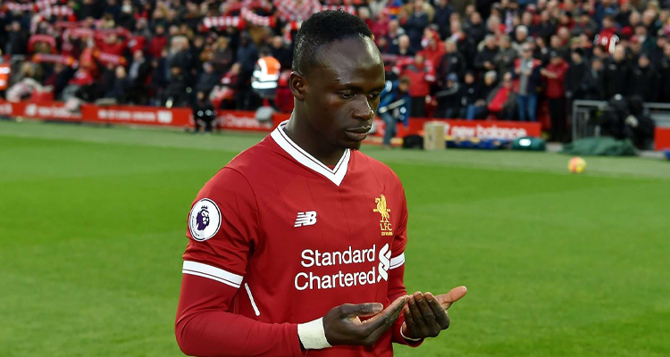 Sadio Mané : « La vie est plus importante que le football »