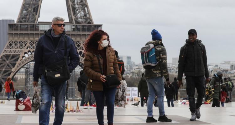Le bilan du coronavirus en France