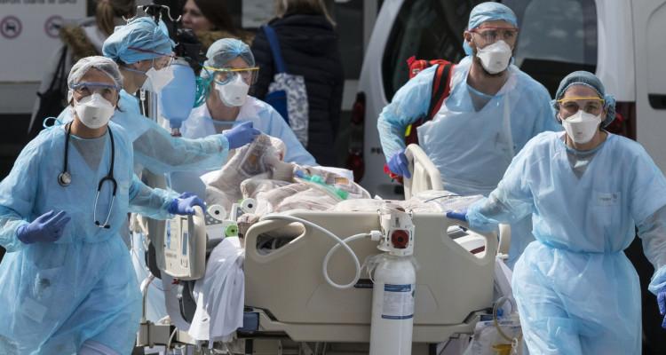 Royaume-Uni : 761 morts supplémentaires à l'hôpital en 24 heures