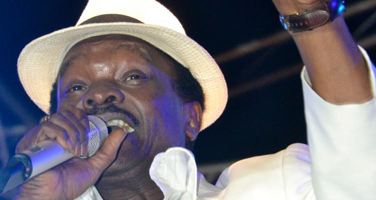 Le chanteur et musicien Mory Kanté est décédé