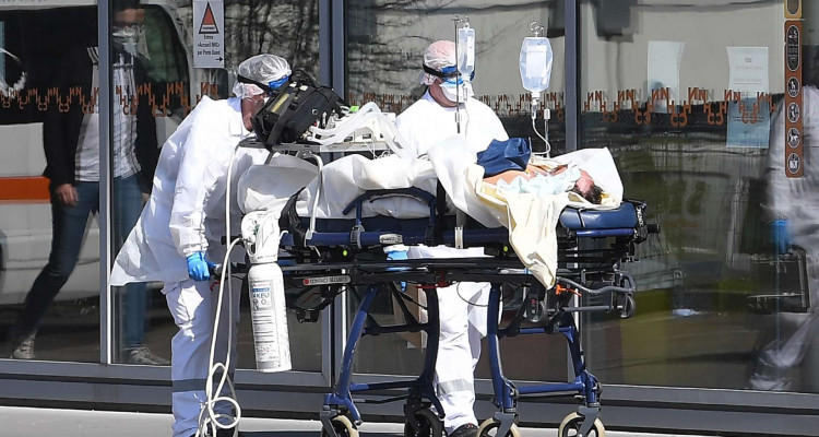 Coronavirus :Décès d'un médecin tunisien en France