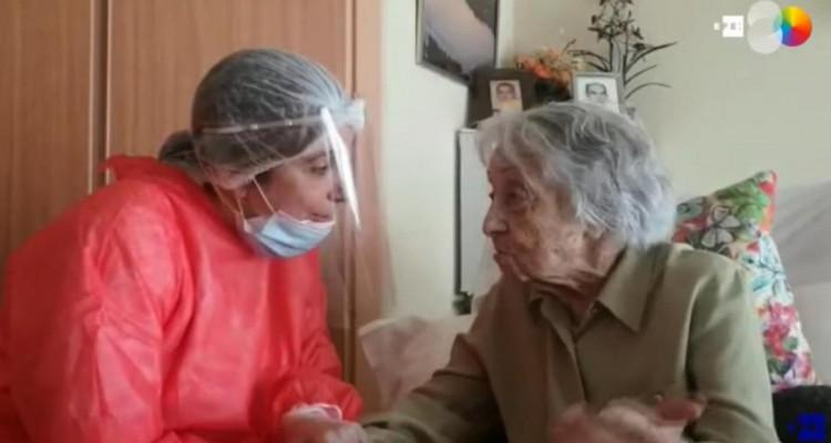 Espagne : Une femme de 113 ans est guérie du coronavirus