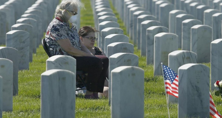 Etats-Unis : La barre des 100 000 morts franchie