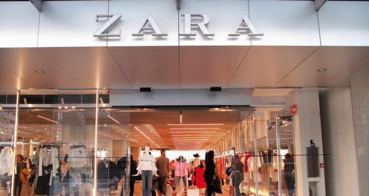 La marque espagnole Zara ferme 1200 de ses magasins