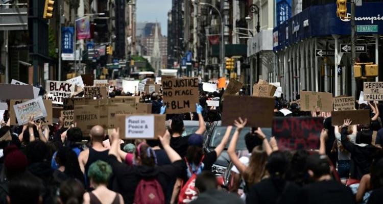 États-Unis : les manifestations continuent