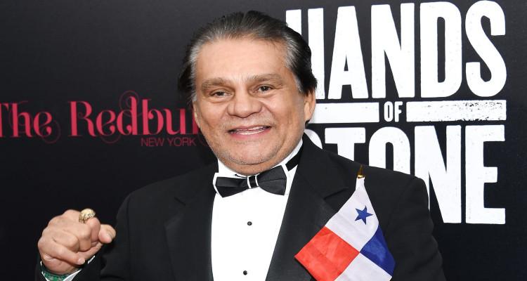 La légende de la boxe Roberto Duran positif au coronavirus