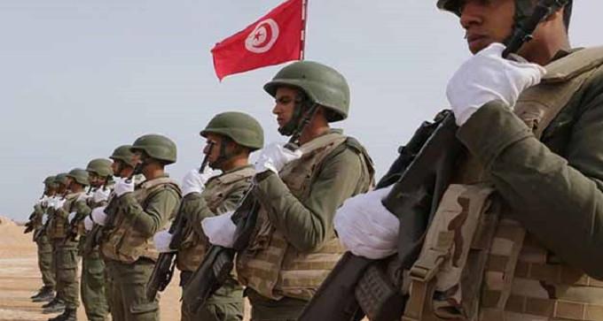 64ème anniversaire de la création de l'Armée Tunisienne