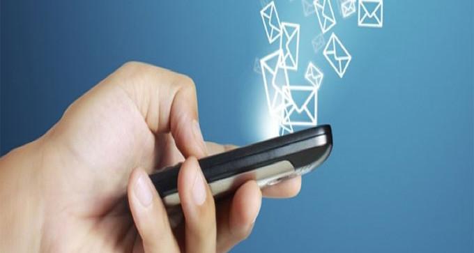 L'inscription au service SMS pour les résultats du 9ème