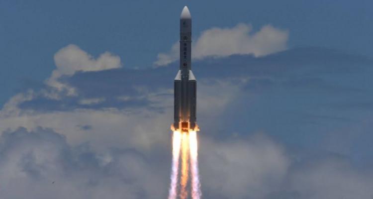 La Chine lance une sonde spatiale vers Mars