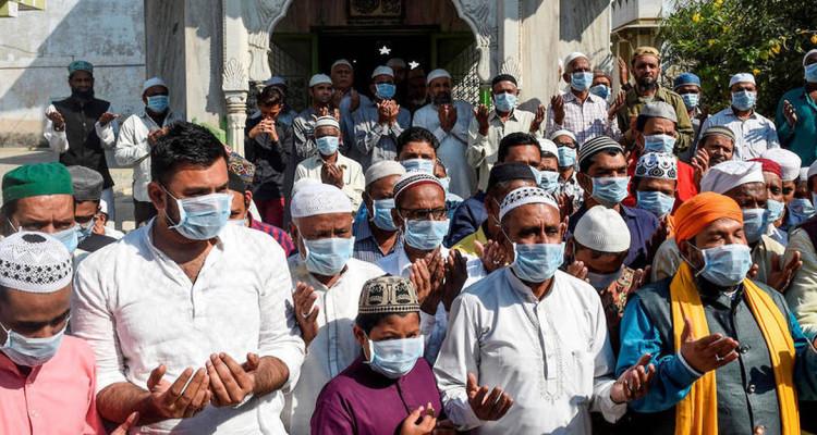 Coronavirus: L'Inde devient le troisième pays le plus touché du monde