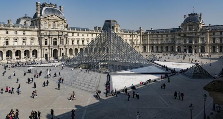 La réouverture du musée du Louvre