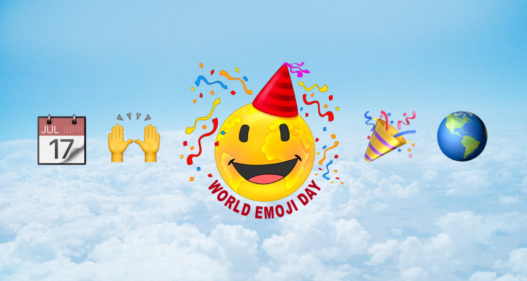 Le monde célèbre le  World Emoji Day