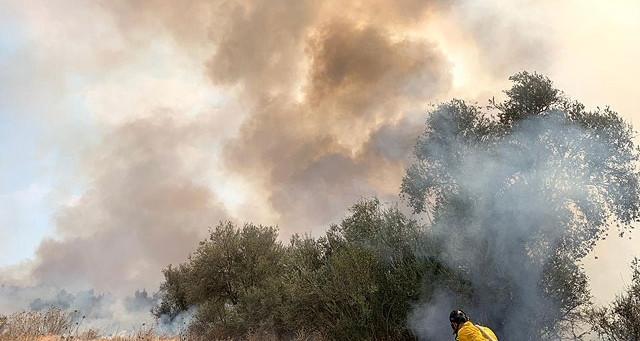 Frappes israéliennes sur Gaza après des tirs de ballons incendiaires