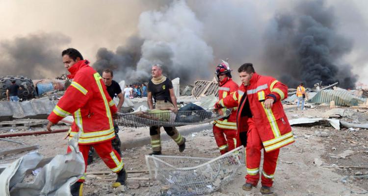 Explosions à Beyrouth : Emmanuel Macron se rend au Liban jeudi