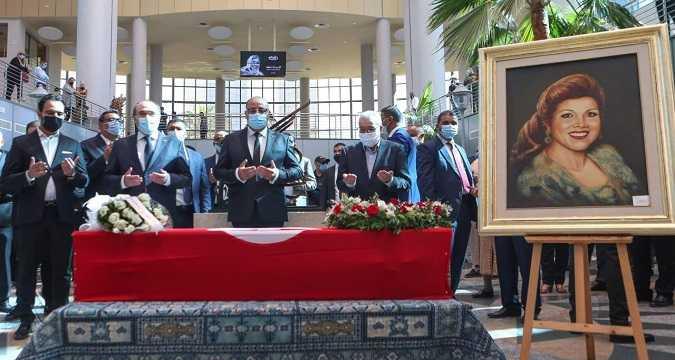 Hichem Mechichi rend hommage à Naama