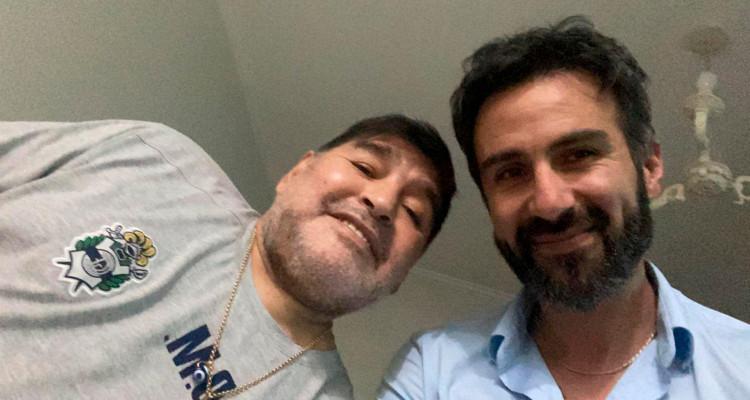 Le médecin de Maradona inculpé pour homicide involontaire