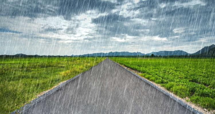 Météo : Pluies abondantes