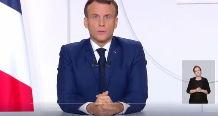 Macron rouvre les boutiques le 28novembre