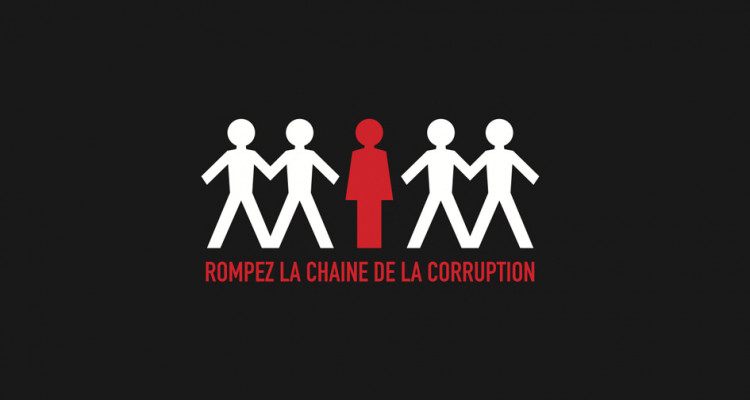 La journée internationale contre la corruption