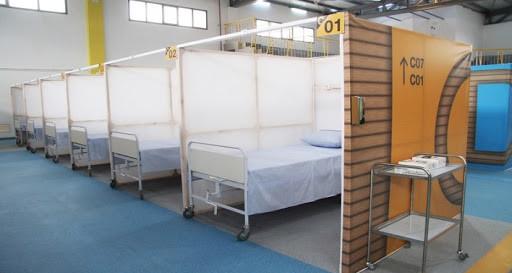 L'hôpital de campagne d'El Menzah