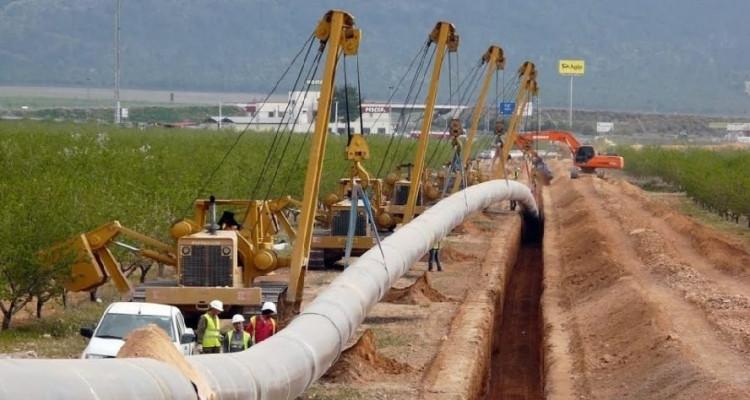 gazoduc entre Tunis et Bizerte