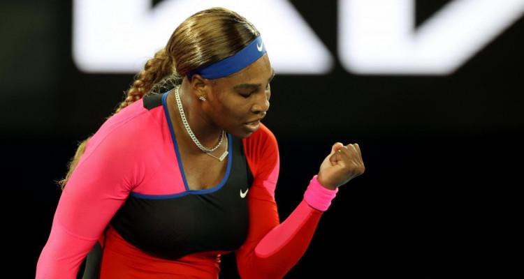 Serena Williams l'Open d'Australie