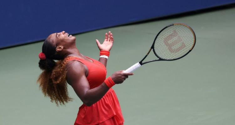 Serena williams disqualifié